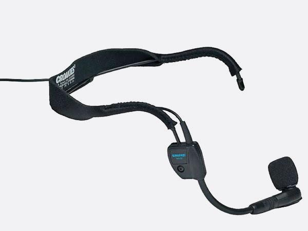 Micro serre tête SHURE - WH30